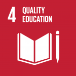 Quality Eduction SDG Icon