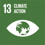 Climate Action SDG Icon