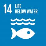 Life Below Water SDG Icon